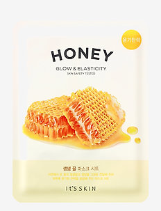 It´S SKIN The Fresh Mask Sheet Honey - sheet mask - clear