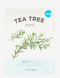 It´S SKIN The Fresh Mask Sheet Tea Tree - CLEAR