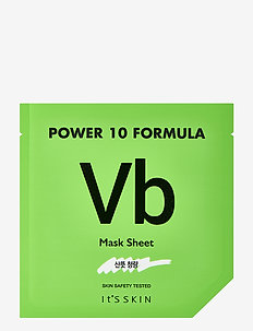 It´S SKIN Power 10 Formula Mask Sheet VB - sheet mask - clear
