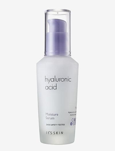 It'S Skin Hyaluronic Acid Moisture Serum - serum - clear