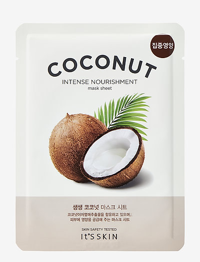 It's Skin The Fresh Mask Sheet Coconut - sheet mask - clear