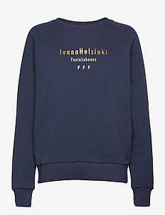 Signature Sweater - sweatshirts - blue