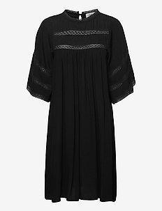 Helle dress - sommarklänningar - black