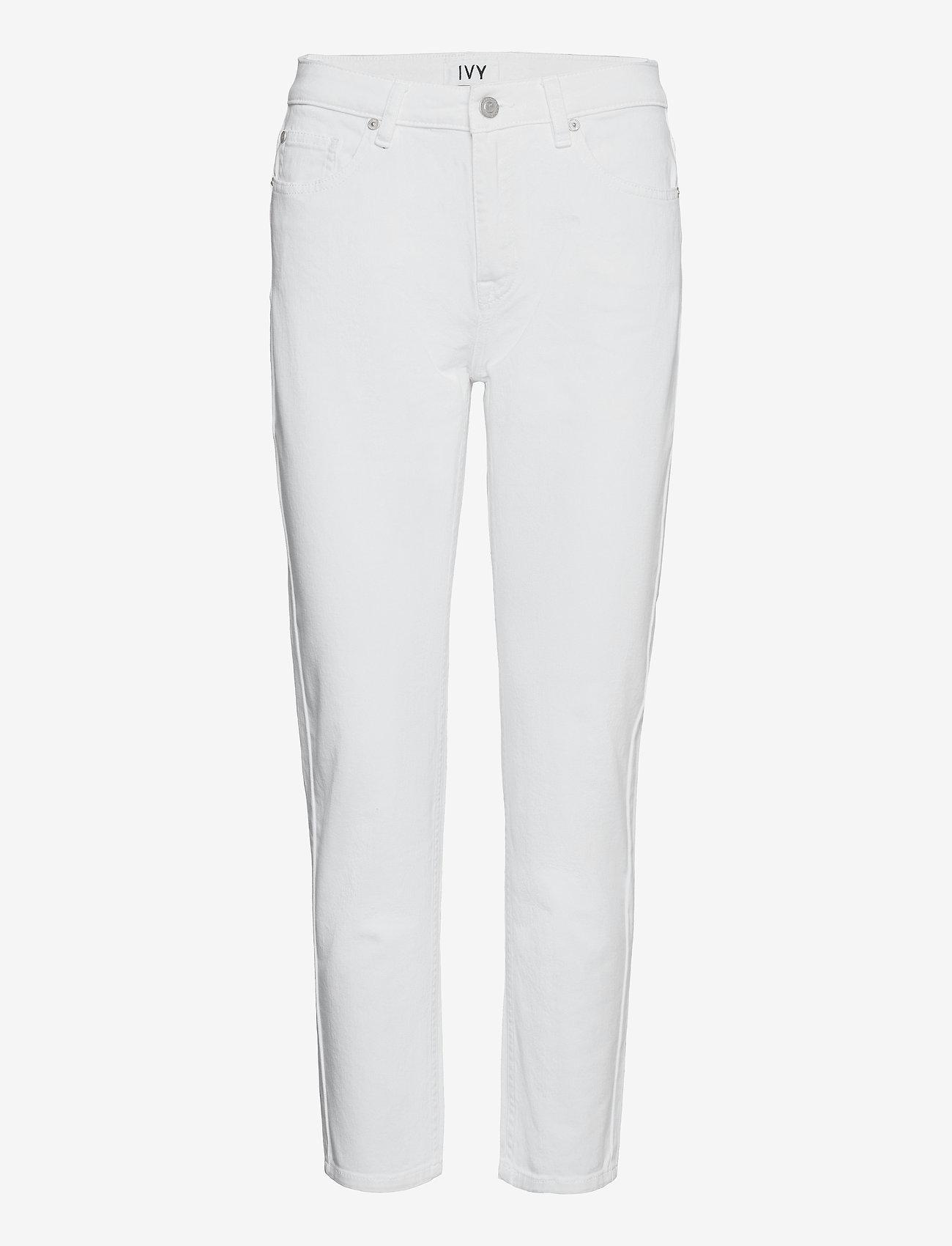 IVY Copenhagen - Lavina MOM white - chinos - white - 0