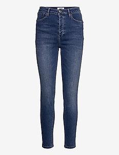 Zoe UHW Wash Copenhagen - skinny jeans - denim blue