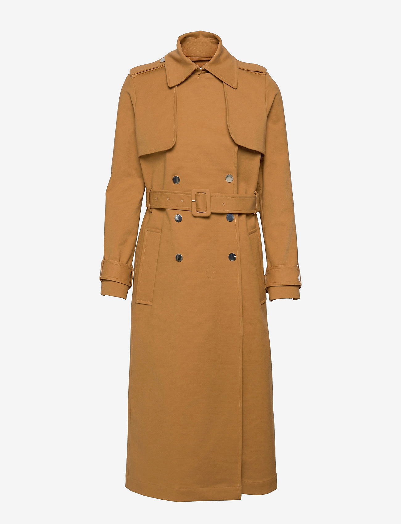 Ivy & Oak - PUKA - trench coats - morroccan sand - 0