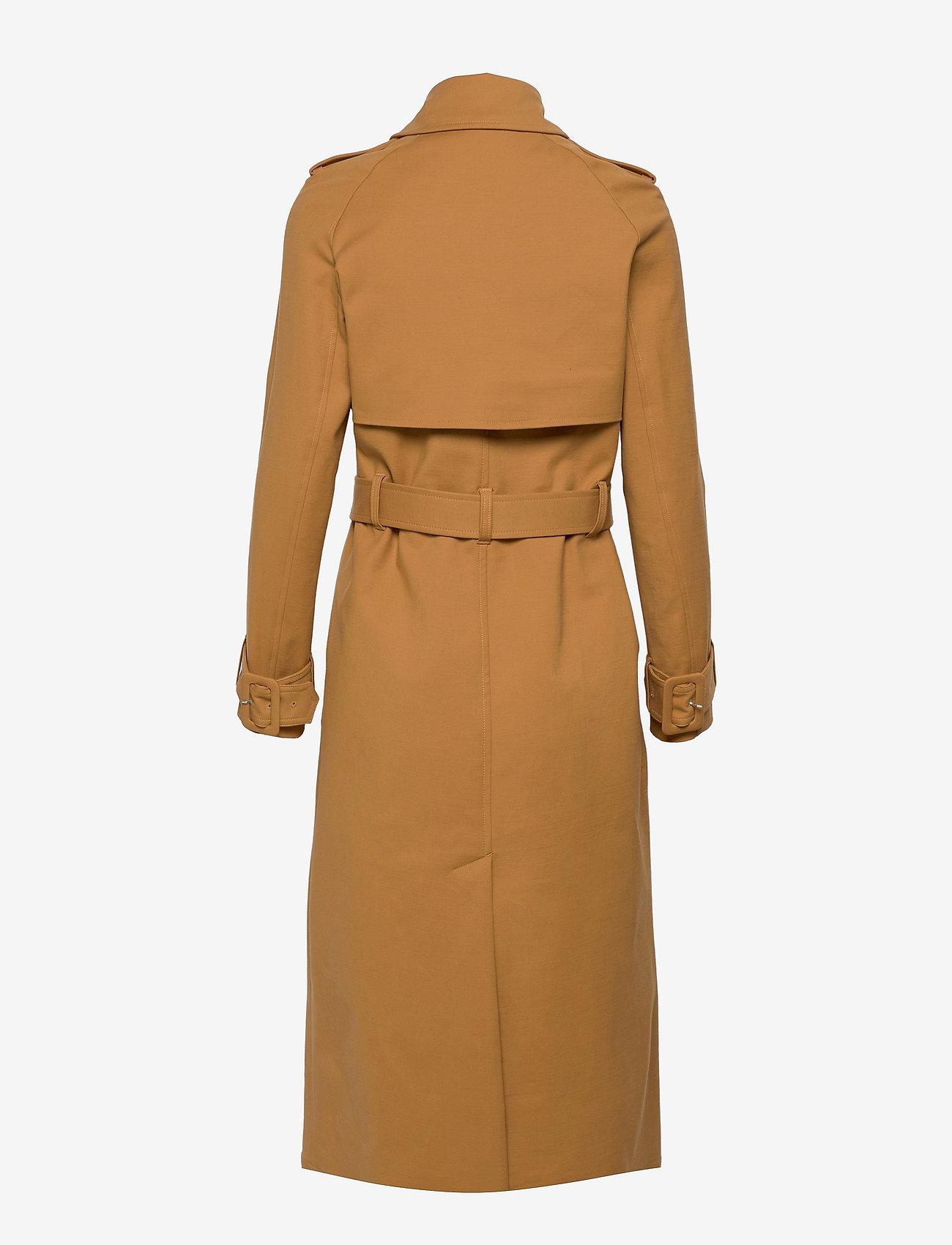 Ivy & Oak - PUKA - trench coats - morroccan sand - 1