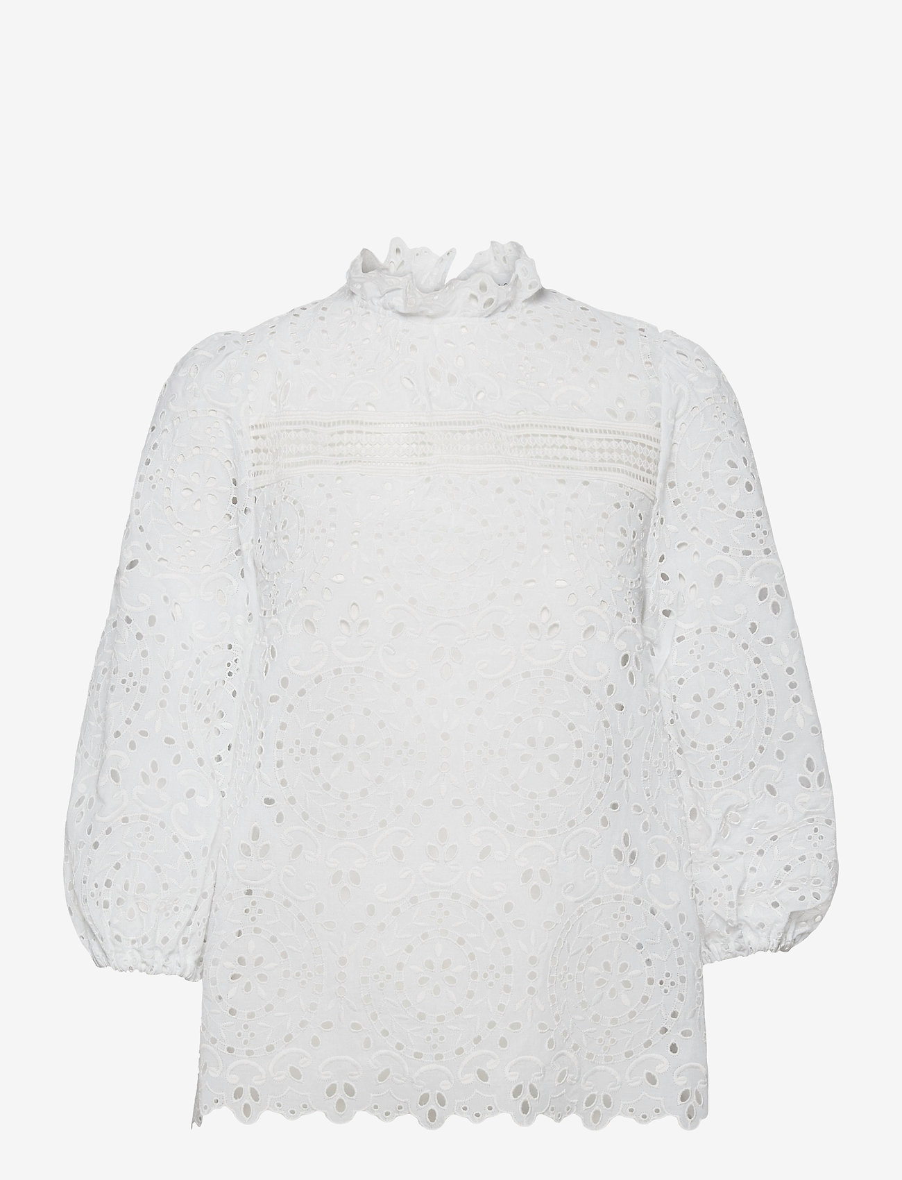 Ivy & Oak - AJUGA - long sleeved blouses - snow white - 0