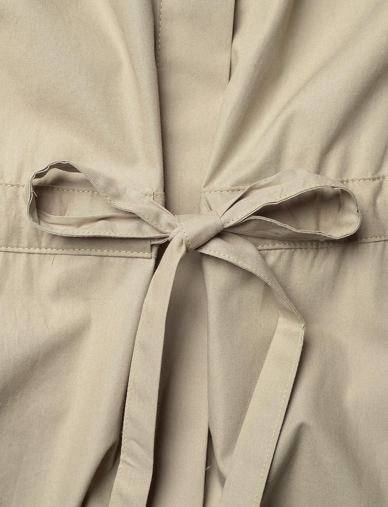 Ivy & Oak - ORTENSIA - midi dresses - sage green - 3