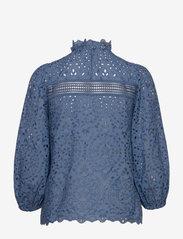 Ivy & Oak - AJUGA - long sleeved blouses - smoked sapphire - 1