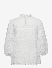 Ivy & Oak - AJUGA - long sleeved blouses - snow white - 1