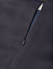Ivy & Oak - HALF ARM DRESS MIDI - kveldskjoler - graphite blue - 5