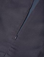 Ivy & Oak - HALF ARM DRESS MIDI - kveldskjoler - graphite blue - 6
