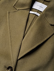 Ivy & Oak - DOUBLE BREASTED COAT - wollen jassen - sage green - 5