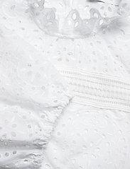 Ivy & Oak - EMBROIDERY DRESS MIDI - sommerkjoler - snow white - 2
