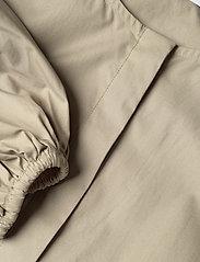Ivy & Oak - CORDED SHIRT DRESS MIDI LENGHT - summer dresses - sage green - 2