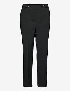 PANTS - slim fit bukser - anthracite