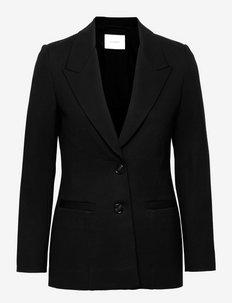 JADE - business blazer - black
