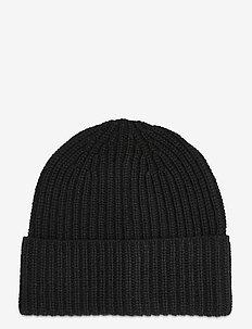 HAT - huer - black