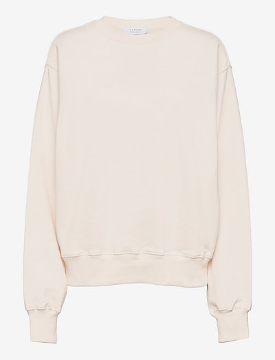 KAREN - sweatshirts & hættetrøjer - vanilla cream