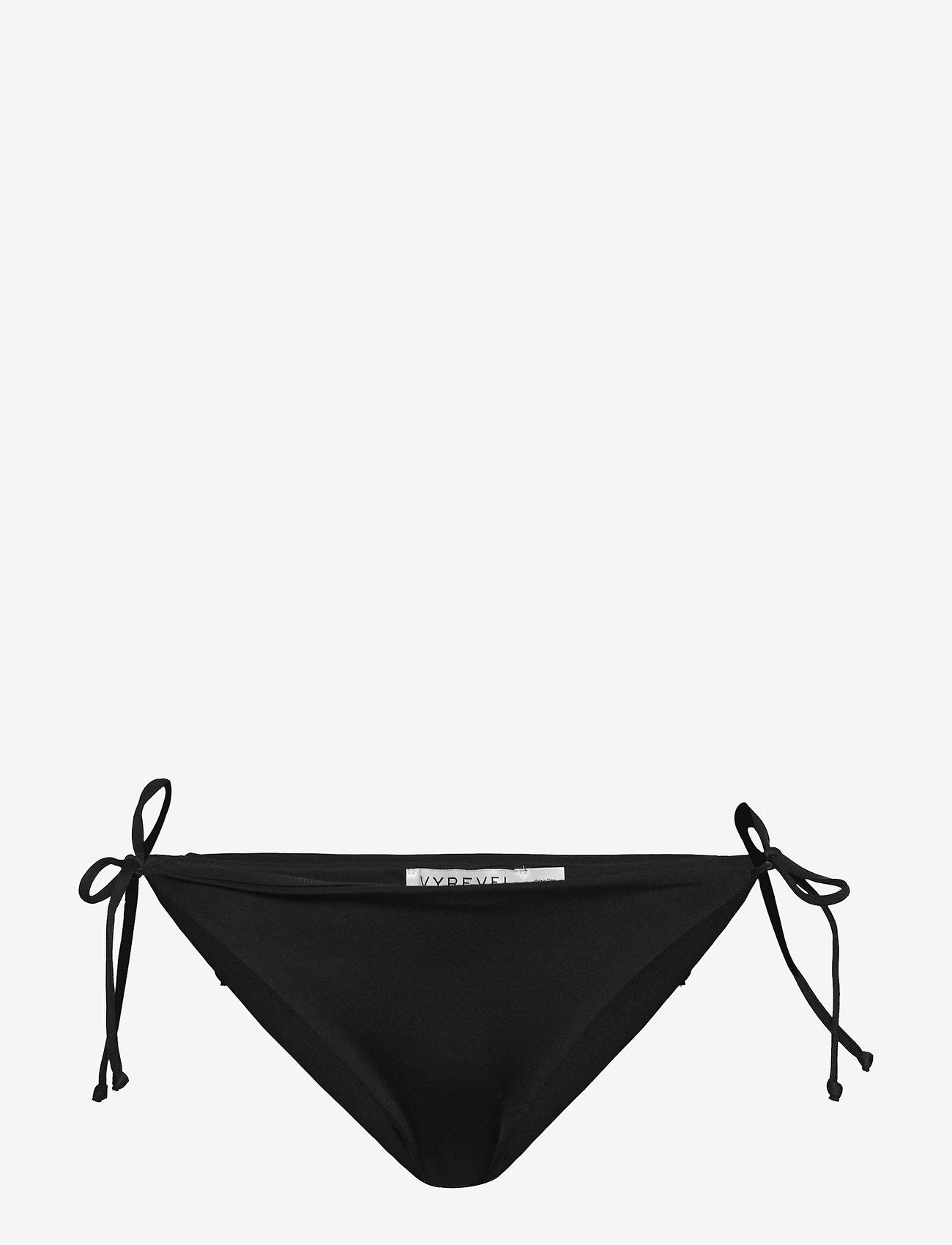 Ivyrevel - ST BARTHS BIKINI BOTTOM - bikinialaosat - black