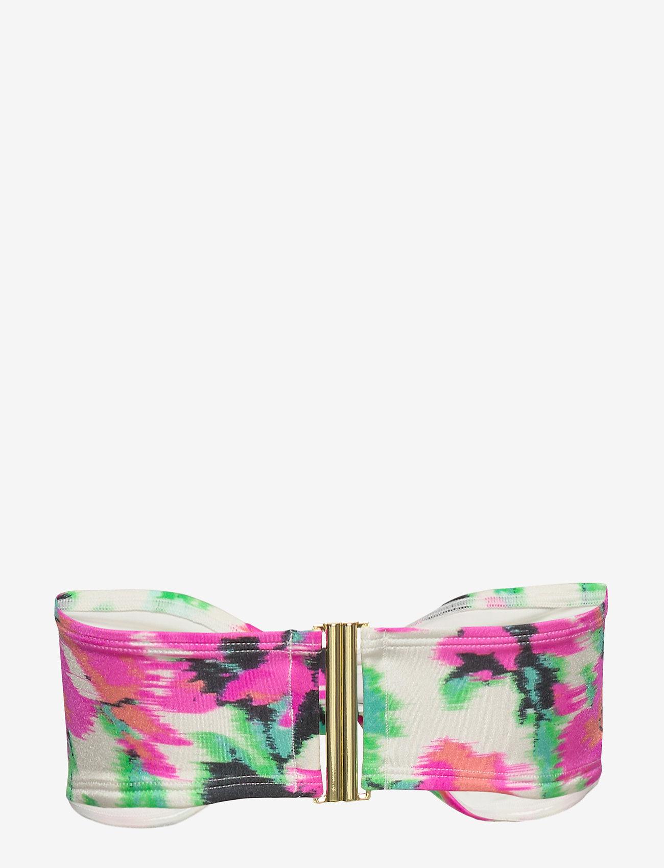 Ivyrevel - SANTORINI BLURRED FLORAL BIKINI TOP - hauts de 2 pièces  - blurred floral - 1