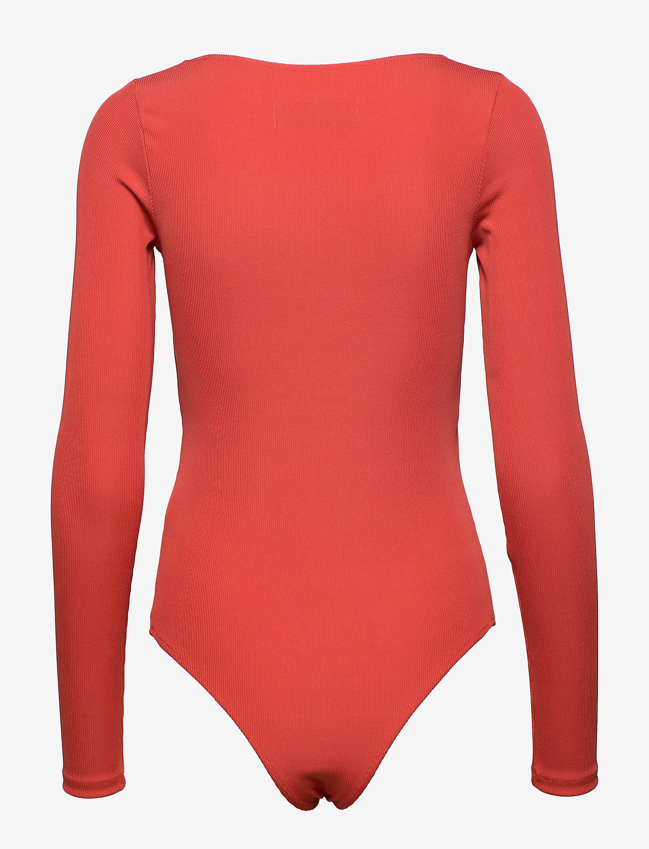 Ivyrevel - TIGHT PLUNGE BODY - body - burnt red - 1