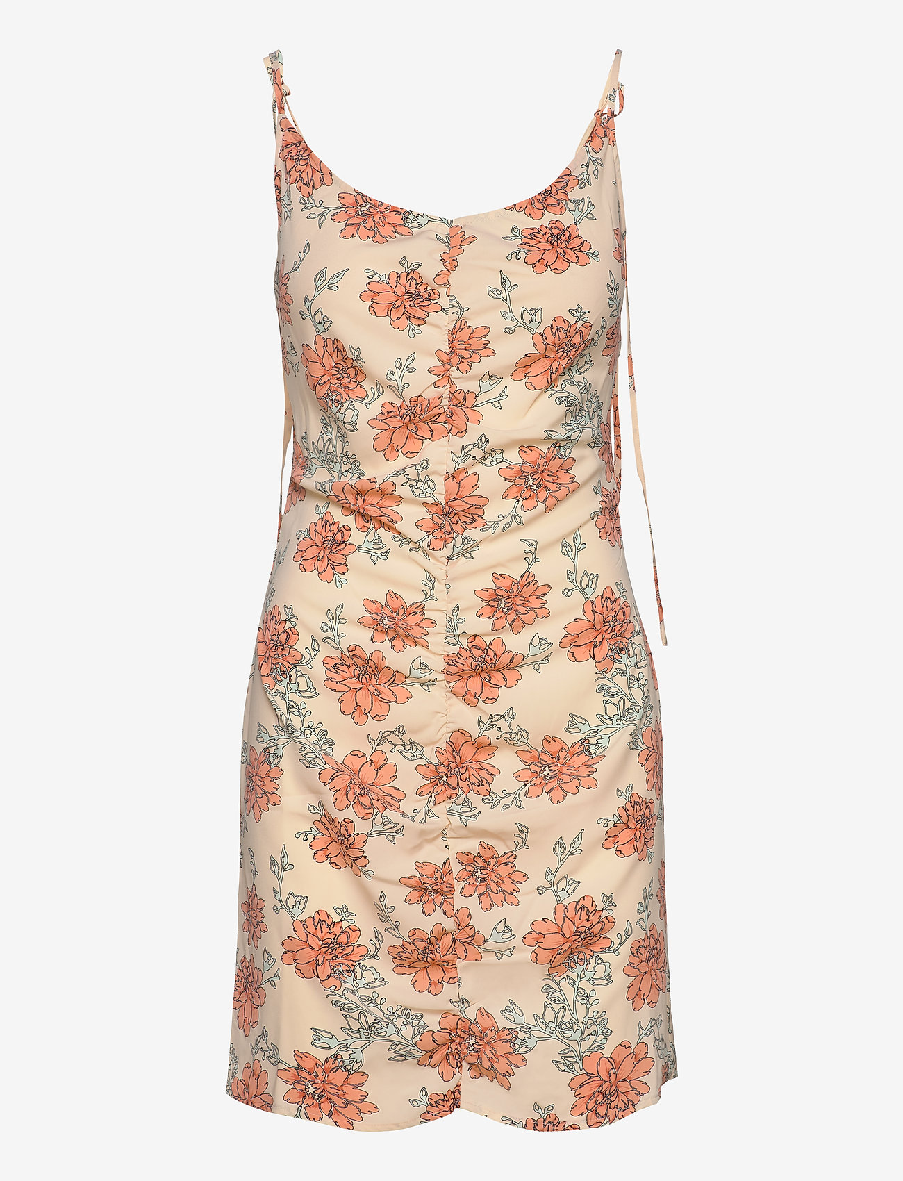 Ivyrevel - DRAPY STRAP DRESS - lyhyet mekot - multi floral
