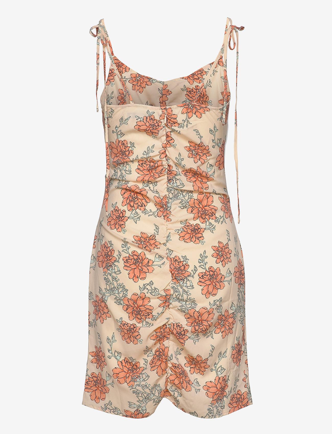 Ivyrevel - DRAPY STRAP DRESS - robes de jour - multi floral - 1
