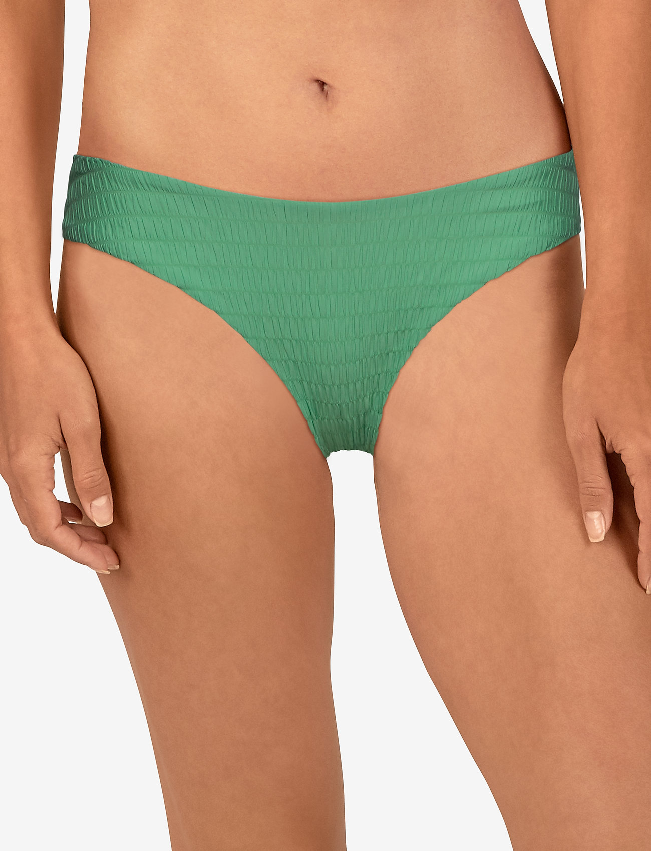 Ivyrevel Crinkle Bikini Bottom - LIGHT GREEN