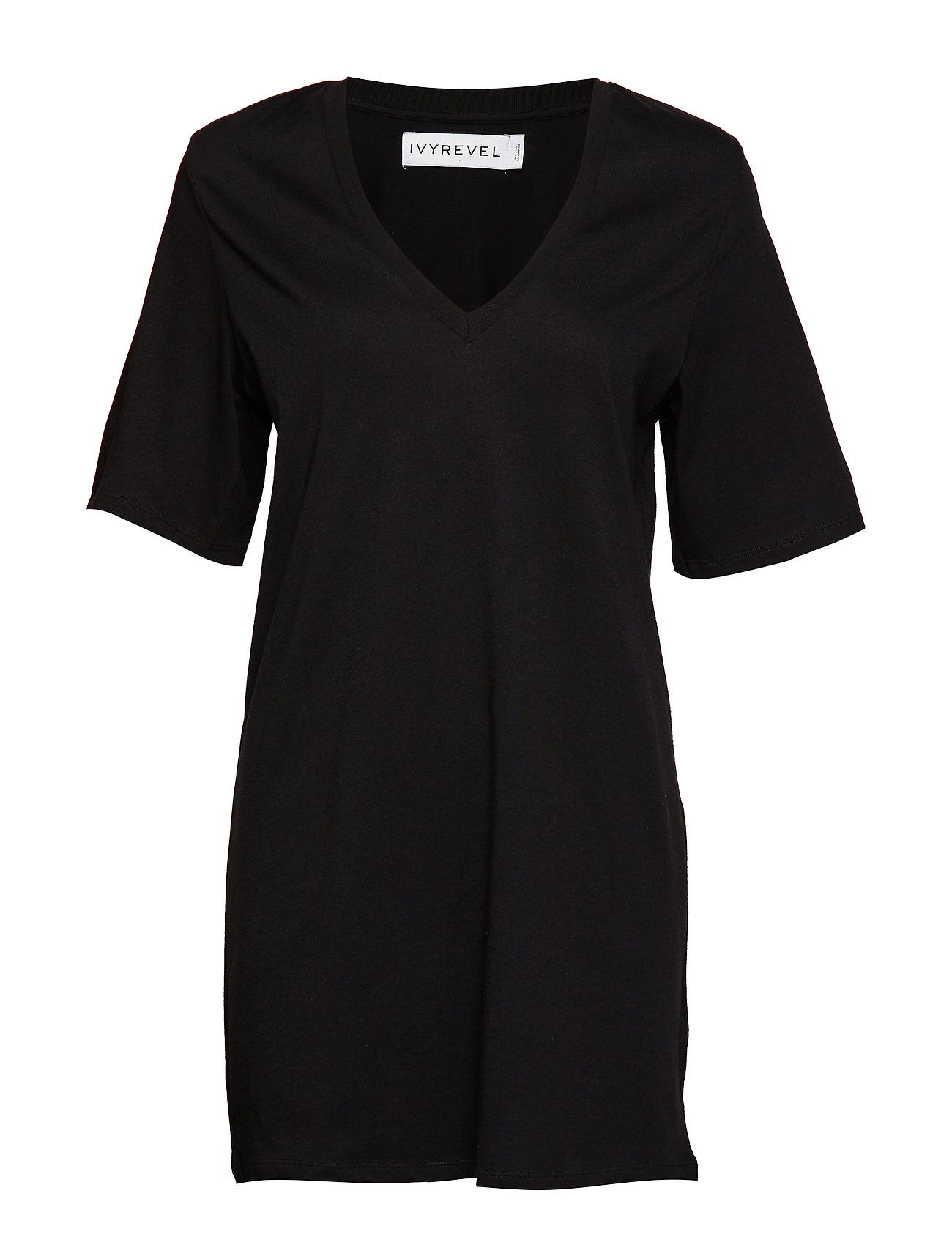 Ivyrevel Ivy Tshirt Dress - BLACK
