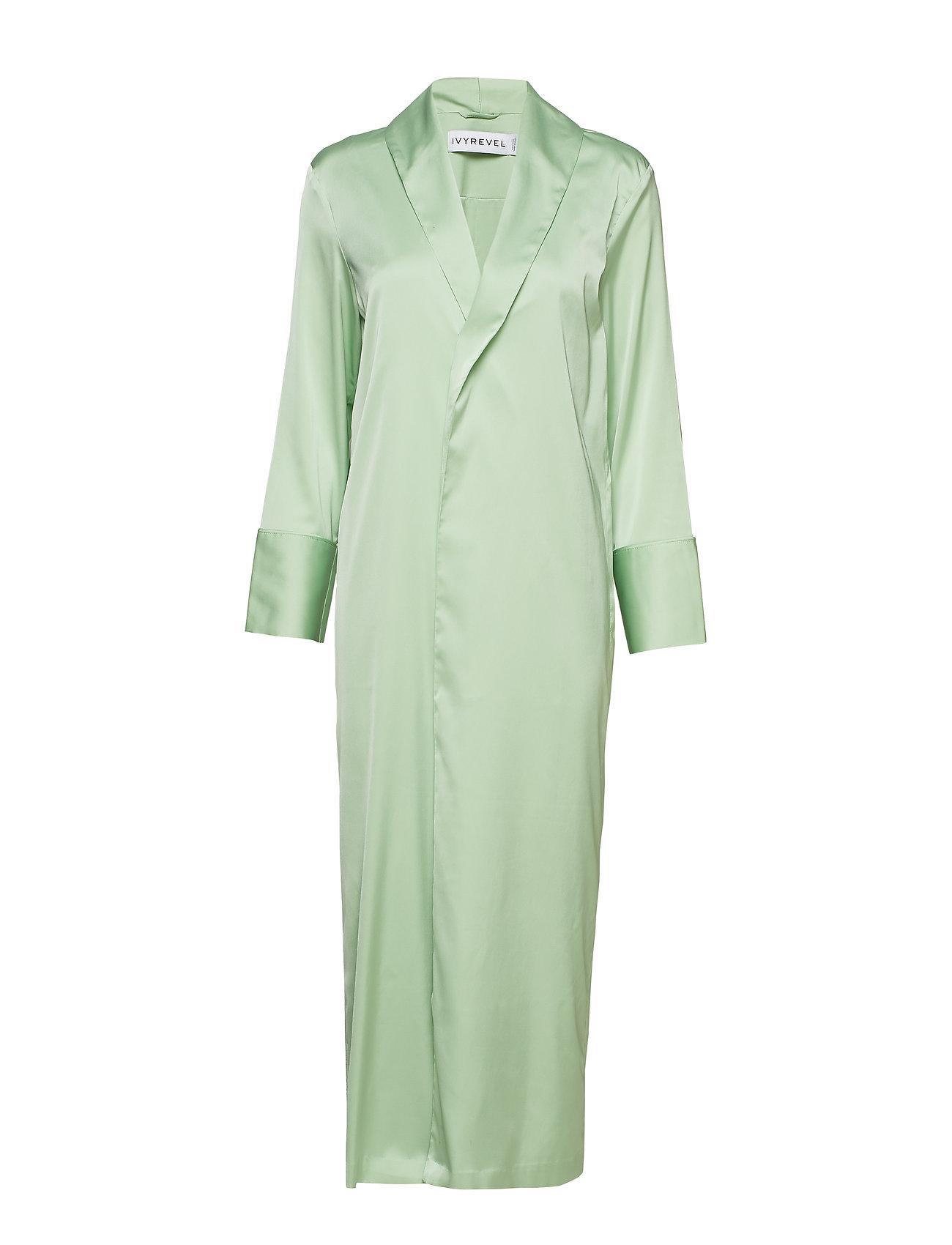 Ivyrevel Longline Jacket - PASTEL GREEN