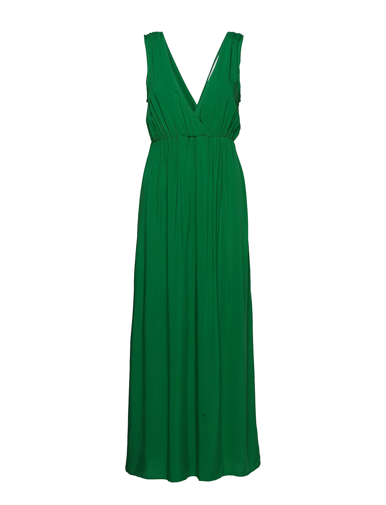 Ivyrevel Maxi Dress With Slit - VERDANT GREEN