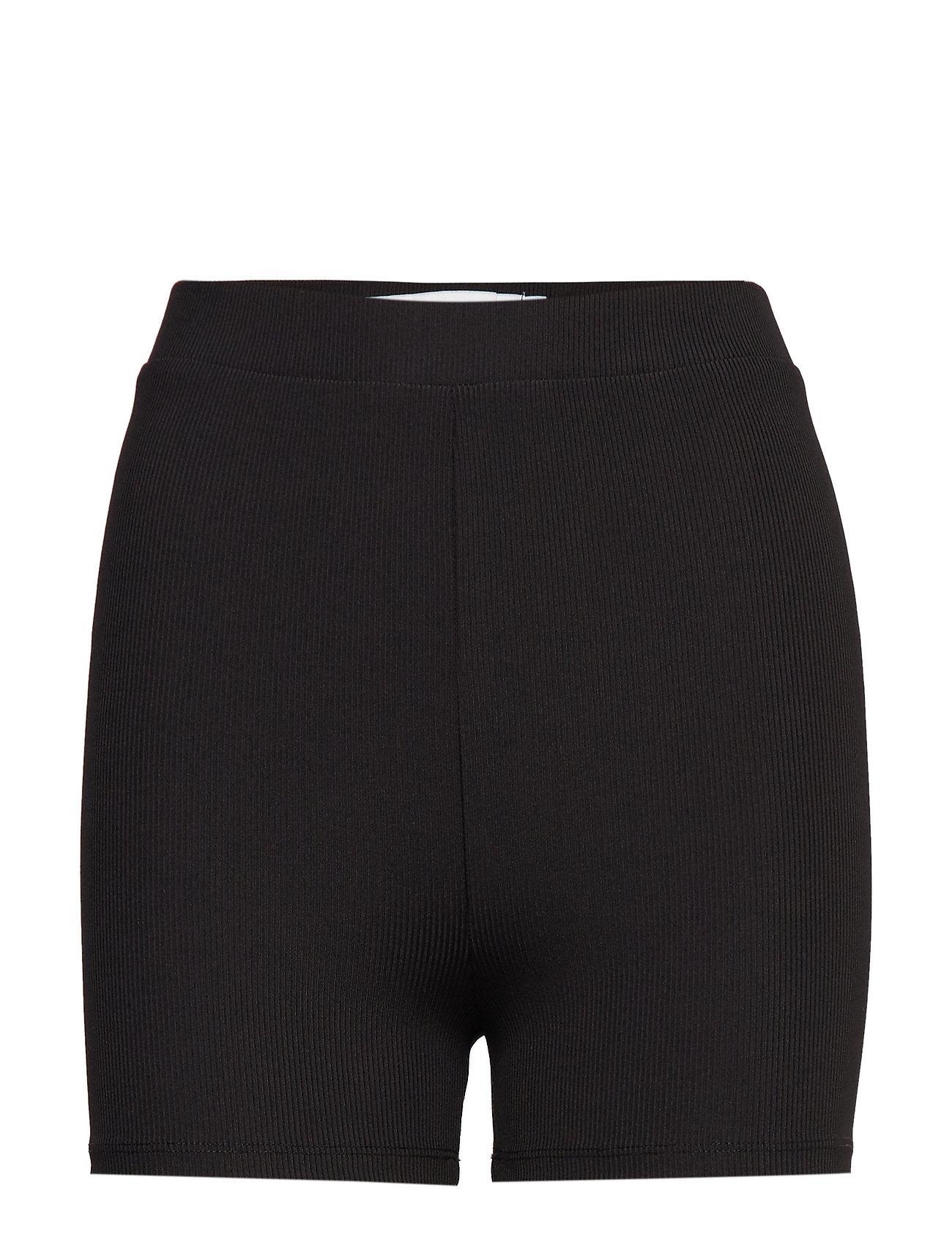 Ivyrevel Rib Shorts - BLACK