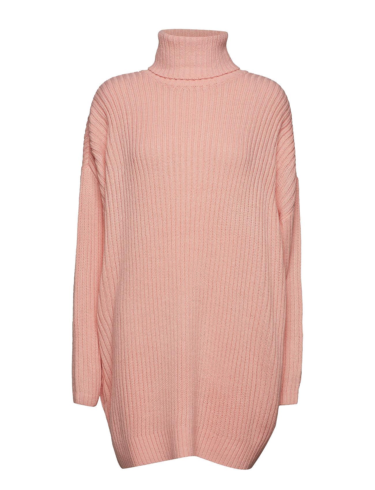 Image of Knitted Dress Strikket Trøje Lyserød IVYREVEL (3120753247)