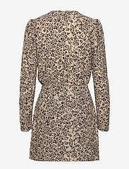 Ivyrevel - WOVEN WRAP MINI DRESS - robes portefeuille - animal hearts - 1