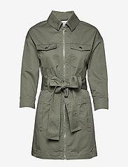 Ivyrevel - UTILITY TWILL DRESS - trenchs - fern - 1