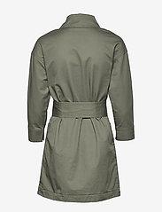 Ivyrevel - UTILITY TWILL DRESS - trenchs - fern - 3