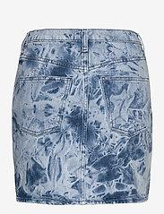 Ivyrevel - DENIM MINI SKIRT - jupes en jeans - blue acid wash - 1