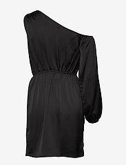 Ivyrevel - ONE SHOULDER DRESS - robes de fête - black - 1
