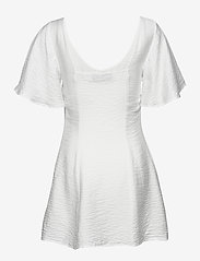 Ivyrevel - BUTTON UP CORSET DRESS - robes courtes - white - 1