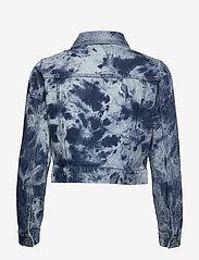Ivyrevel - ACID WASH DENIM JACKET - vestes en jean - blue acid wash - 2