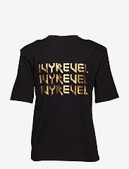 Ivyrevel - IVY TSHIRT - printed t-shirts - black - 2