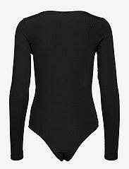 Ivyrevel - TIGHT PLUNGE BODY - body - black - 2