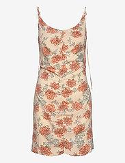 Ivyrevel - DRAPY STRAP DRESS - lyhyet mekot - multi floral - 1