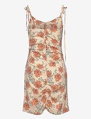 Ivyrevel - DRAPY STRAP DRESS - lyhyet mekot - multi floral - 2
