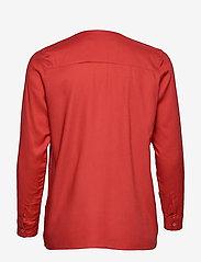 Ivyrevel - BUTTON UP SHIRT - blouses à manches longues - burnt red - 1