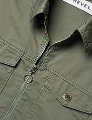 Ivyrevel - UTILITY TWILL DRESS - trenchs - fern - 4