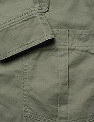 Ivyrevel - UTILITY TWILL DRESS - trenchs - fern - 5