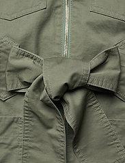 Ivyrevel - UTILITY TWILL DRESS - trenchs - fern - 6
